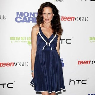 Andie MacDowell in Teen Vogue Premiere of Monte Carlo - Arrivals
