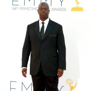 Andre Braugher in 64th Annual Primetime Emmy Awards - Arrivals