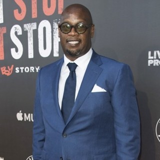 Andre Harrell-Los Angeles Premiere of Can't Stop, Won't Stop: The Bad Boy Story - Arrivals