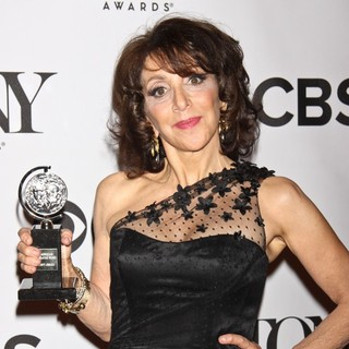 Andrea Martin in The 67th Annual Tony Awards - Press Room