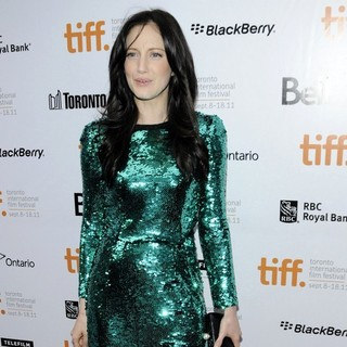 Andrea Riseborough in 36th Annual Toronto International Film Festival - W.E. - Premiere Arrivals