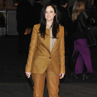 Andrea Riseborough in Jack Reacher UK Film Premiere - Arrivals