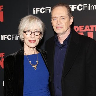 Jo Andres, Steve Buscemi in New York Premiere of The Death of Stalin