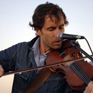 Andrew Bird in Andrew Bird Performs with His Band to An Invite Only Crowd on The Adventure Hornblower Yacht