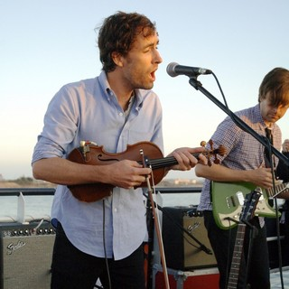 Andrew Bird Performs with His Band to An Invite Only Crowd on The Adventure Hornblower Yacht