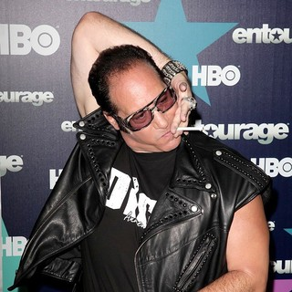 Andrew Dice Clay in Final Season Premiere of HBO's Entourage