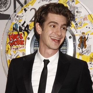 Andrew Garfield in The 66th Annual Tony Awards - Arrivals