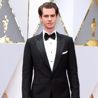 Andrew Garfield-89th Annual Academy Awards - Arrivals