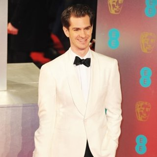 Andrew Garfield Picture 218 - 2017 Vanity Fair Oscar Party - Arrivals