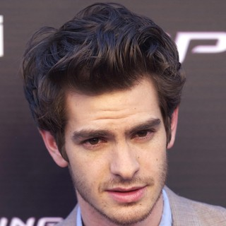 Andrew Garfield in The Spanish Premiere of The Amazing Spider-Man