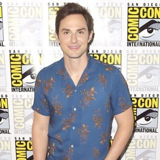 Andrew J. West-San Diego Comic Con 2017 - Once Upon a Time - Photocall