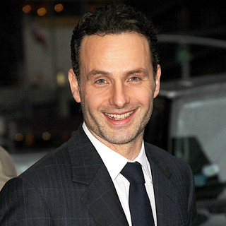 Andrew Lincoln in Andrew Lincoln to Appear on The Late Show with David Letterman