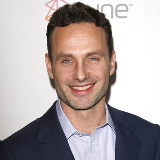 Andrew Lincoln in The Walking Dead Paley Festival 2011 Screening - Arrivals