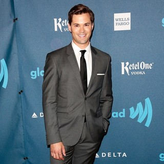 Andrew Rannells in 24th Annual GLAAD Media Awards - Arrivals - andrew-rannells-24th-annual-glaad-media-awards-02