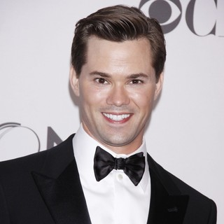 Andrew Rannells in The 65th Annual Tony Awards - Arrivals