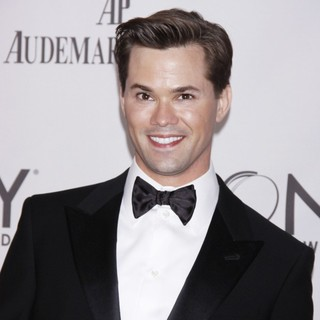 Andrew Rannells in The 65th Annual Tony Awards - Arrivals - andrew-rannells-65th-annual-tony-awards-03