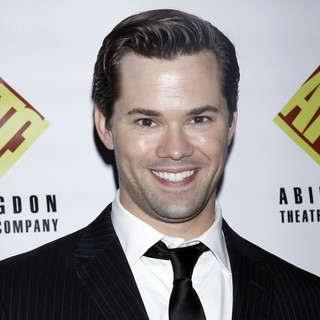 Andrew Rannells in Abingdon Theatre Company's 19th Annual Benefit Gala - Arrivals