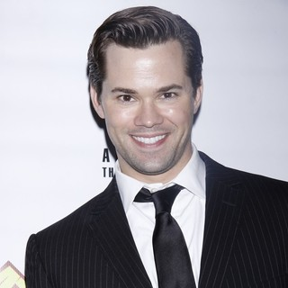 Andrew Rannells in Abingdon Theatre Company's 19th Annual Benefit Gala - Arrivals - andrew-rannells-9th-annual-benefit-gala-02