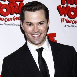 Andrew Rannells in Broadway Opening Night Afterparty for Nice Work if You Can Get It
