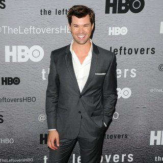 Andrew Rannells in The Leftovers New York Premiere - Red Carpet Arrivals
