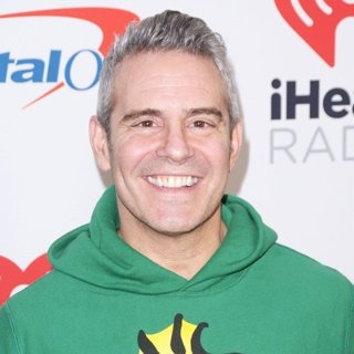 Andy Cohen in 2018 Z100's Jingle Ball - Red Carpet Arrivals