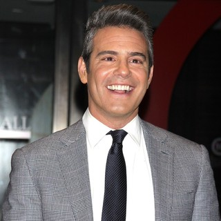 Andy Cohen in Glamour Magazine's 23rd Annual Women of The Year Gala - Arrivals