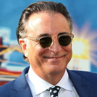 Andy Garcia in Los Angeles Premiere of Ghostbusters - Arrivals