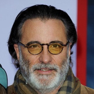 Andy Garcia in Iron Man 3 Los Angeles Premiere - Arrivals