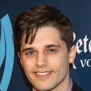 Andy Mientus in 24th Annual GLAAD Media Awards - Arrivals
