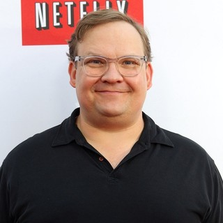 Andy Richter in Netflix's Los Angeles Premiere of Season 4 of Arrested Development