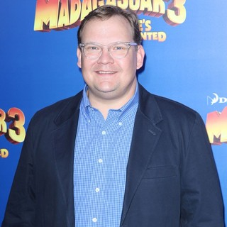 New York Premiere of Dreamworks Animation's Madagascar 3: Europe's Most Wanted - andy-richter-premiere-madagascar-3-europe-s-most-wanted-01