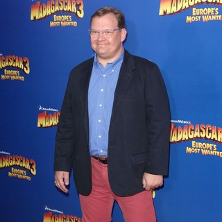 New York Premiere of Dreamworks Animation's Madagascar 3: Europe's Most Wanted - andy-richter-premiere-madagascar-3-europe-s-most-wanted-02