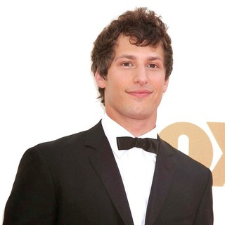 Andy Samberg in The 63rd Primetime Emmy Awards - Arrivals
