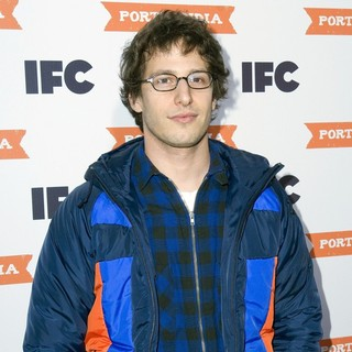 Andy Samberg in The Special Screening of Portlandia - Arrivals