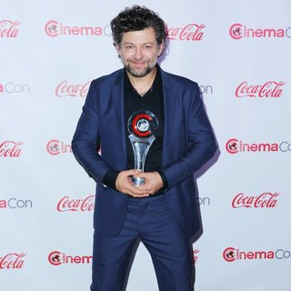 Andy Serkis in CinemaCon 2014 Presents The Big Screen Achievement Awards