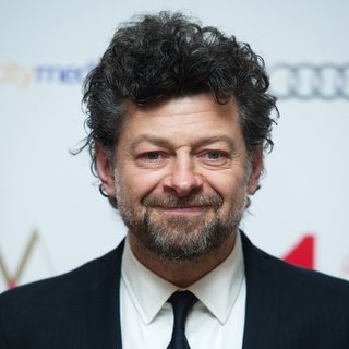 Andy Serkis in The London Critics' Circle Film Awards - Arrivals