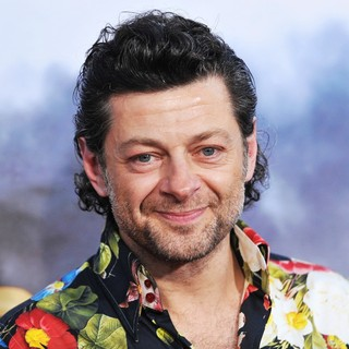 Andy Serkis in Cowboys and Aliens Premiere - Arrivals