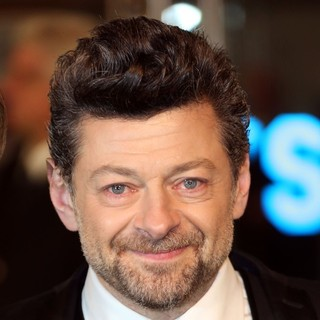 Andy Serkis in The Hobbit: An Unexpected Journey - UK Premiere - Arrivals
