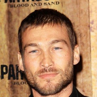Andy Whitfield in The New York Premiere of Spartacus: Blood and Sand