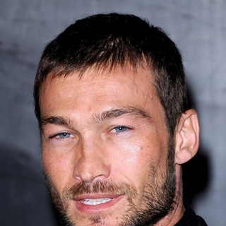 Andy Whitfield in Spartacus: Blood and Sand Premiere