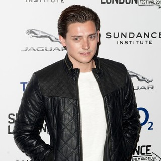 Aneurin Barnard in 2013 Sundance London Film and Music Festival - A.C.O.D.