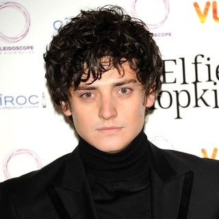 Aneurin Barnard in Elfie Hopkins Premiere - Arrivals