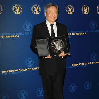 Ang Lee in 65th Annual Directors Guild of America Awards - Press Room