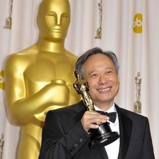 Ang Lee in The 85th Annual Oscars - Press Room