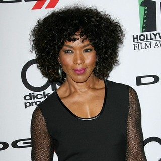 Angela Bassett in The 17th Annual Hollywood Film Awards