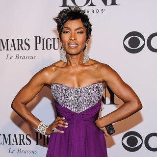Angela Bassett in The 67th Annual Tony Awards - Arrivals