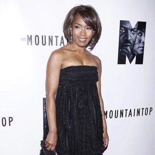 Angela Bassett in Opening Night After Party for The Broadway Play The Mountaintop