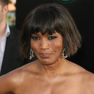 Angela Bassett in Los Angeles Premiere of Warner Bros. Pictures Green Lantern