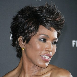 Angela Bassett in Los Angeles Premiere of Olympus Has Fallen