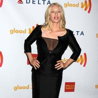 Angela Featherstone in The 23rd Annual GLAAD Media Awards